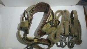 Safety Belts For Tree Climbing Miller Brand