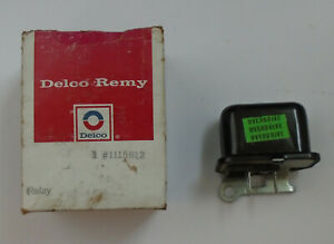 1957 1964 Chevrolet Overdrive Relay Nos Delco Remy 1115812