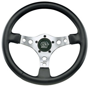 Grant Formula Gt Steering Wheel Black Leather 1750