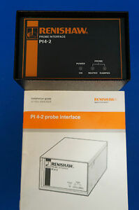 Renishaw Pi4 2 Cmm Video Measure Probe Interface Fully Tested W 90 Day Warranty