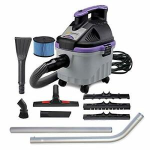 Proteam Wet Dry Vacuums Proguard 4 Portable 4 gallon Wet Dry Vacuum Cleaner W