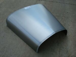 Model A 1928 1929 Ford Hagan Hood Top For 1932 Grill Shell Street Hot Rat Rod