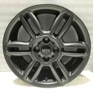 2011 2015 Mini Cooper Clubman 71469 B Wheel 16 Rim Black Oem 36116791940