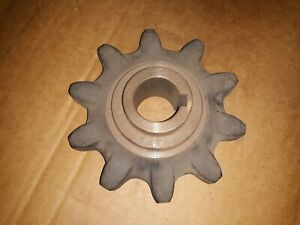 10 Tooth Sprocket 452336 Fits Bobcat T108 T114 Midmark 108 140 Trenchers