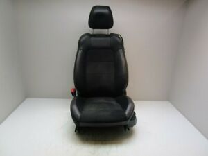 2014 2017 Ford Mustang Gt Cs Lh Driver Black Bucket Seat Oem