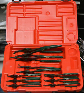 Sk Tools Retaining Ring Pliers Set