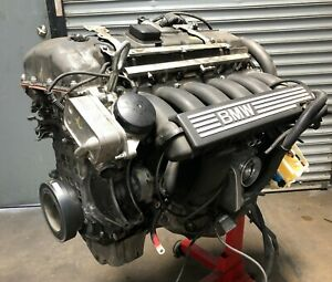 Bmw E90 E60 E85 N52 Engine 3 0l Long Block Motor 0422942