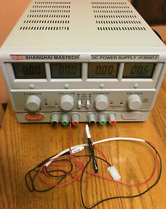 Mastech Hy 3005d 2 Dc Power Supply Dual Output
