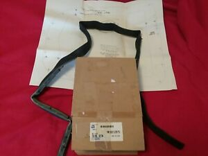 1977 78 79 80 81 Pontiac Trans Am Nos Gm Shaker Scoop Seal Weatherstrip 10012875