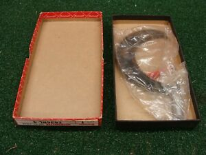 Used Starrett Outside Micrometer T436rl 4 With Box