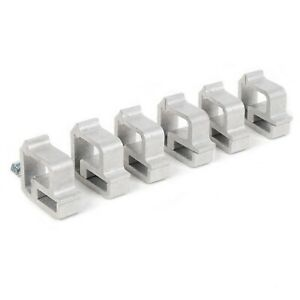 6 Truck Cap Topper Camper Shell Mounting Clamps Heavy Duty