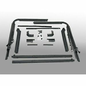 Rugged Ridge 13510 01 Replacement Soft Top Hardware Fits 87 95 Wrangler Yj