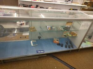 Vntg Lighted Retail Display Cases Various Sizes Local Pickup Only Needles Ca