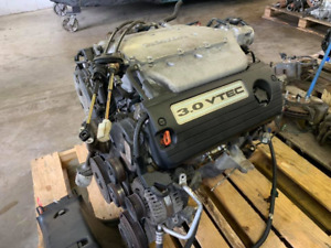 J30a4 Engine Transmission V6 Honda J Swap Accord 3 0 Vtec Acura 2003 2004