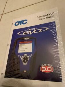 Otc Genisys Evo System 3 0 Users Guide For Scantools
