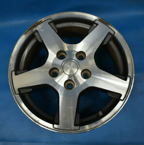 Jeep Grand Cherokee 2005 2007 Used Oem Wheel 17x7 5 Rim 17 Machined Grey