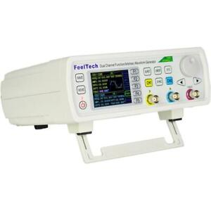 60 Mhz Feeltech Fy6600 Dds Function Arbitrary Waveform Generator Frequency Meter