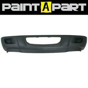 For 2001 2003 Ford Ranger Front Bumper Valance Xl xlt W o Fog Painted Premium