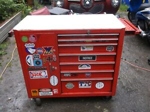 Snap On Roll Around Tool Box