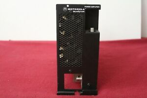 Motorola Quantar Power Amplifier 125watts Vhf 132 174mhz Part Tln3254a tld3102f