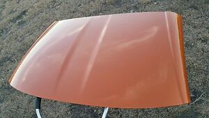 Corvette Targa Top Roof 2005 2013 C6 Roof Panel Gm Oem Atomic Orange