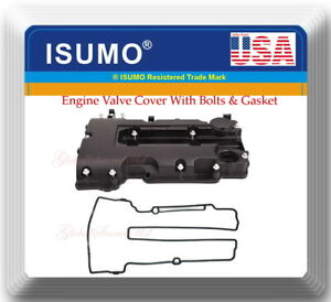 Engine Valve Cover Cover W Bolt Gasket Fits Buick Cadillac Chevrolet L4 1 4l