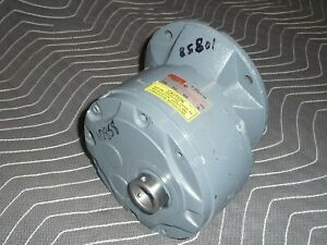 Boston Gear Gearbox Speed Reducer F221d 24 b5 24 1 56c Input 1 d Bore