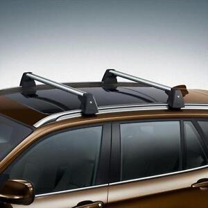 Bmw Oem E84 Chassis X1 2013 2015 Base Support System Roof Rack New 82712338617