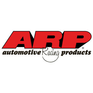 Arp 134 5602 Black Sb Chevy W 4 Bolt Front Rear Caps Main Stud Kit