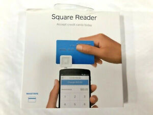 New Square Credit Card Reader For Apple And Android