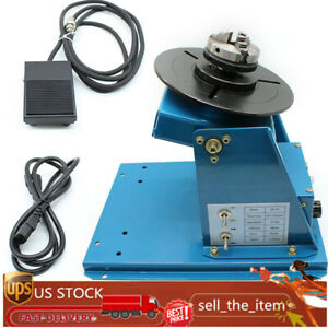 Rotary Welding Positioner Rotary Welding Table Welding Turntable 5 10kg 2 10 Rpm