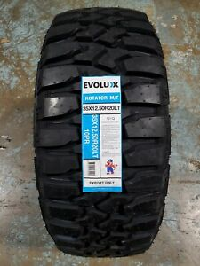 35x12 50r20lt Evoluxx Rotator M t 121q 10ply Load E set Of 4