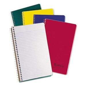 Small Size Notebook College med Rule 6 X 9 1 2 White 150 Sheets top25447