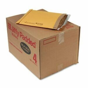 Sealed Air Jiffy Padded Self seal Mailer 4 100 Mailers sel67320