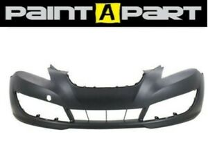 For 2010 2012 Hyundai Genesis Coupe Front Bumper Cover Painted Premium