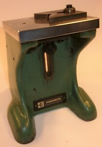Federal Measuring Stand 75b 1 Holder Dial Indicator Guage Base
