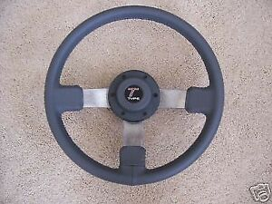 Buick Grand National Steering Wheel New Leather Wrap Only
