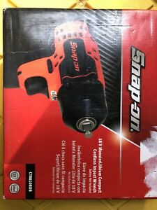 New Snap on 18v Monsterlithium Compact Cordless Impact Wrench Ct8810bdb