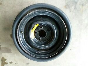 1970 1981 Pontiac Firebird Trans Am Camaro Z28 Original Gm Spacesaver Spare Tire