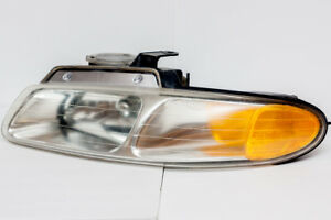 Dodge Caravan 1996 1997 1998 1999 Headlight Driver Left Side Lh Oem