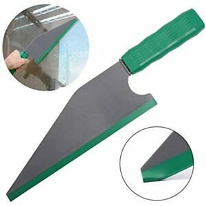 Vinyl Wraps Window Tinting Water Wiper Squeegee With Rubber Tips For Glass Car