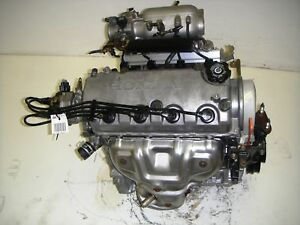 Honda Civic Dx lx cx And Se 1 6 Liter Used Japanese Engine Jdm 2000