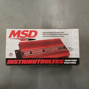 Msd Digital Dis 4 Distributorless Ignition Control Part 62153