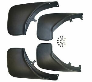 4x Mud Flap Set For 2006 2012 Land Rover Range Rover Cas500060pma Cat500070pma A