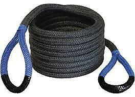 Bubba Rope Blue 30 28 600lb Break Strength Recovery Tow Rope