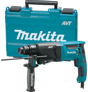 Makita Hr2611f r 1 Avt Rotary Hammer Accepts Sds plus Bits reconditioned