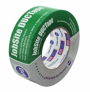 Intertape Duct Tape Ac 30 Silver 48mm X 54 8m X 10 Mil 24 Roll Factory Case