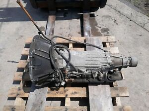 1988 Jeep Comanche Cherokee 4 0 4x2 2wd Transmission Automatic Aisin Warner Aw4