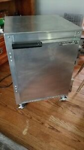 Beverage air Under Counter Refrigerator Ucr20 Stainless Steel