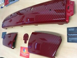 0 5 10m Water Transfer Printing Hydrographic Film Red Carbon Fiber Wholesale Us